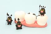 いつまでも健康な歯でいたい